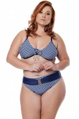 Biquini Plus Size Hanna Composê