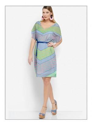 2aeab220a Vestido Plus Size Viscose Alto Verão | Do44ao54 Moda Plus Size